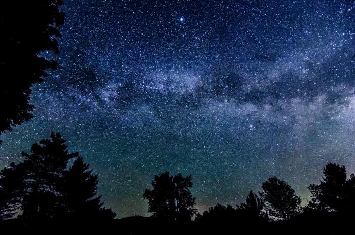 11.  The Milky Way.