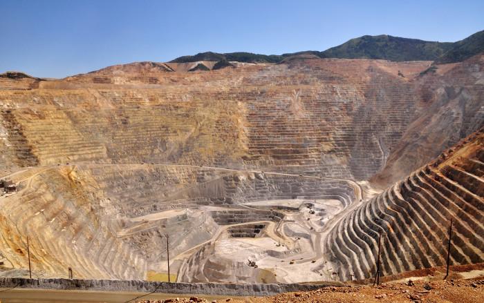 8. Bingham Canyon Mine