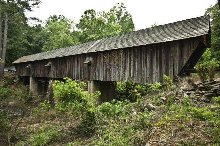 4. Concord Covered Bridge — Concord Rd SW, Smyrna, GA 30082