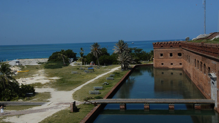 1. Dry Tortugas National Park