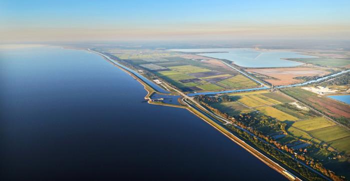 5. Lake Okeechobee