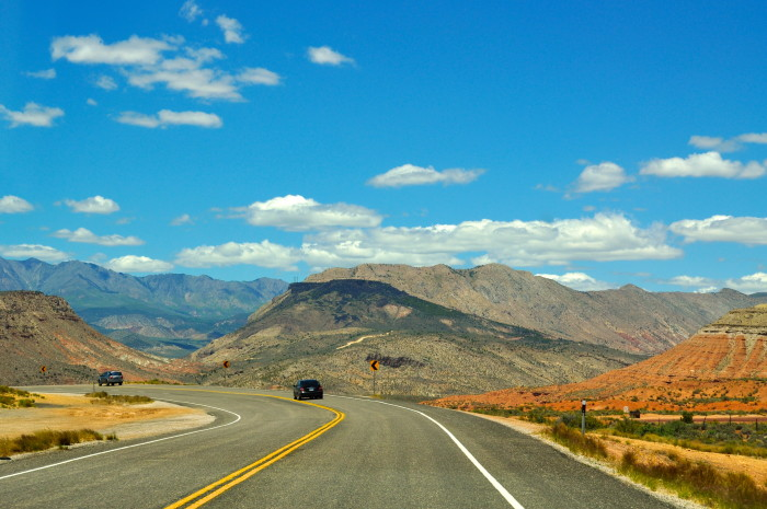 11. You'll never experience a more scenic drive anywhere else.