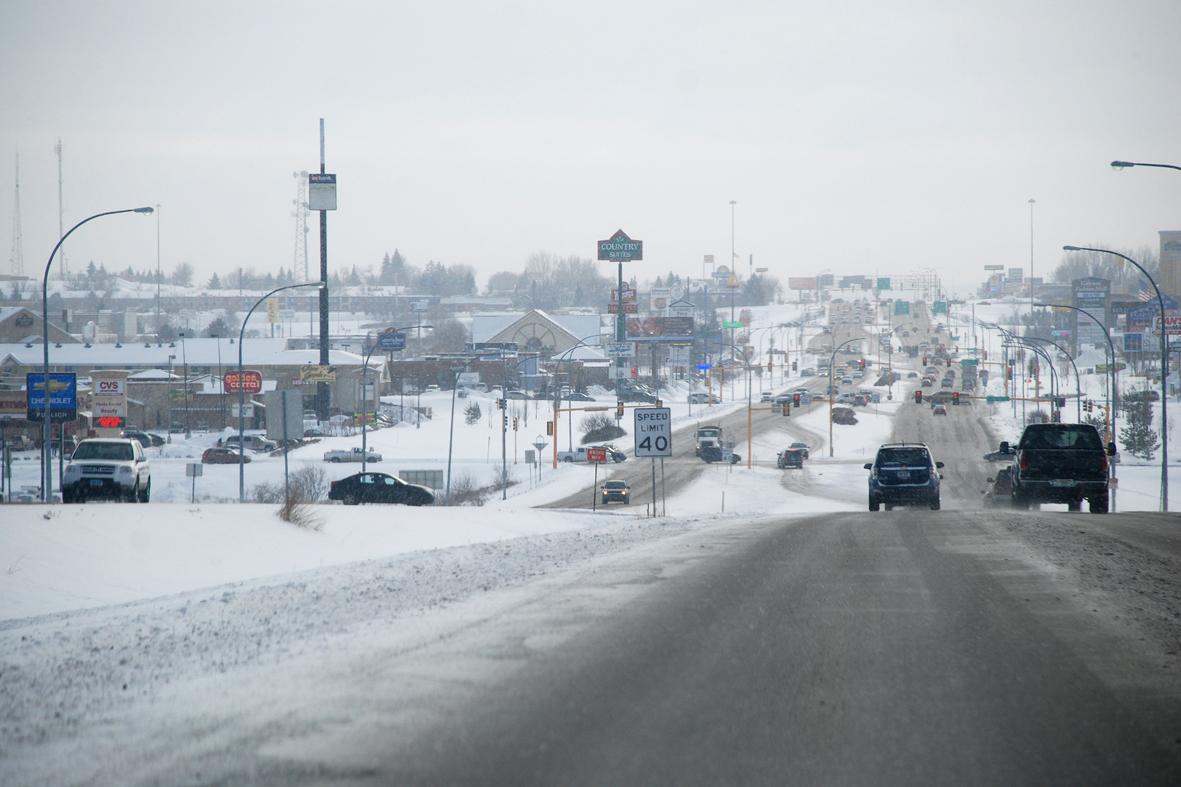 10 Most Dangerous Cities In North Dakota
