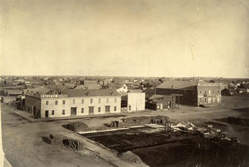 9.) LoDo (c. 1867).