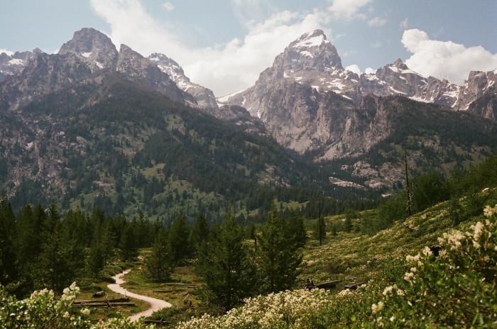 11. Jenny Lake Trail