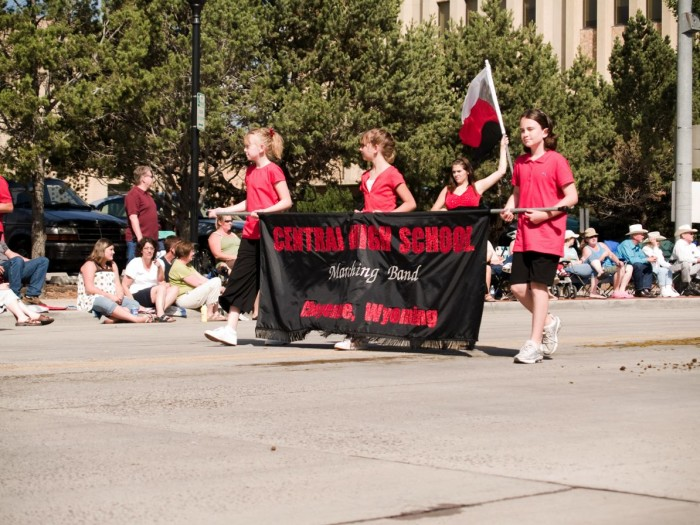 4. Cheyenne - Central High School