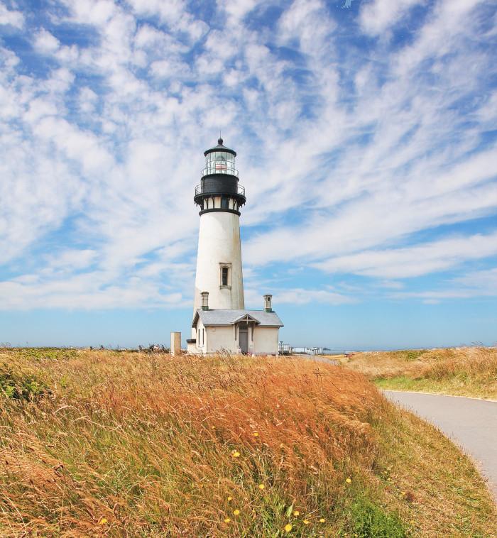 15. Yaquina Head Lighthouse