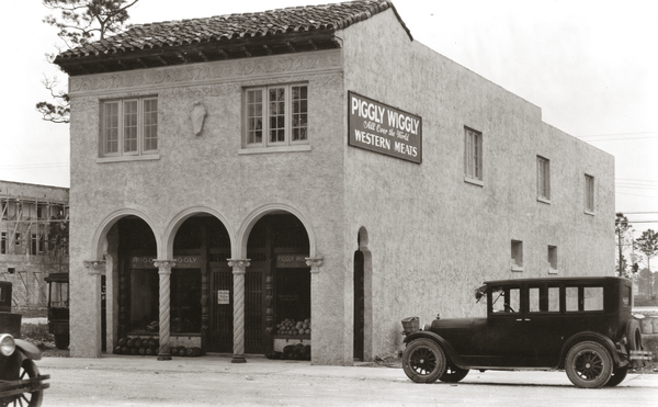 Piggly Wiggly grocery store: Coral Gables