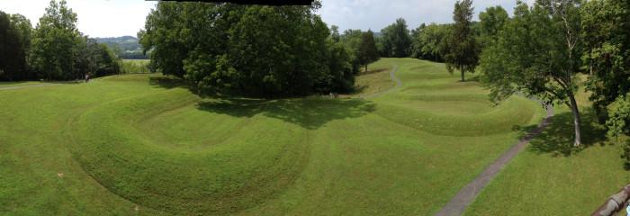 1. Serpent Mound