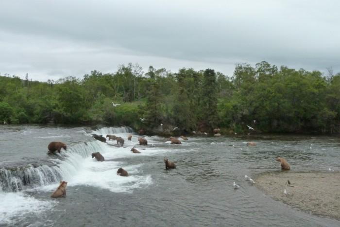 4. Katmai National Park & Preserve (Southwest)
