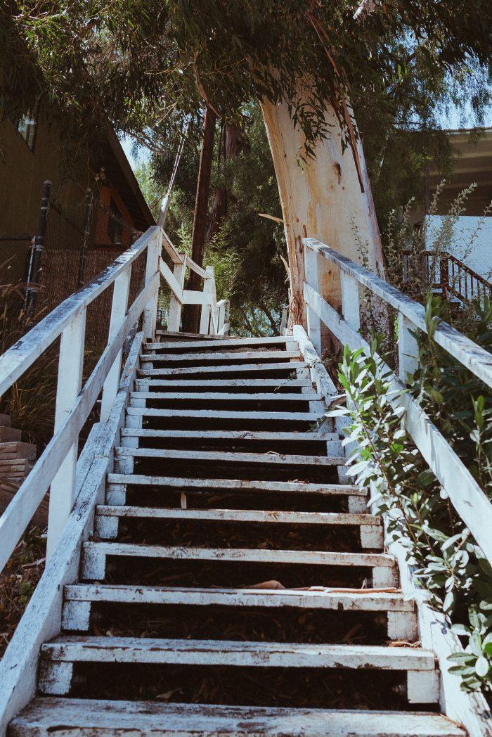 9. Secret Stairs -- Los Angeles