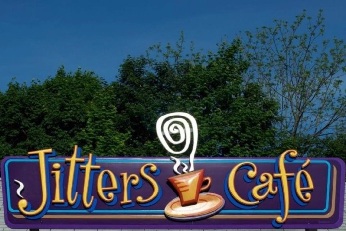 2. Jitters Cafe, North Kingstown