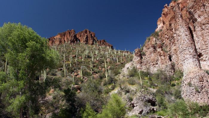 2. Aravaipa Canyon