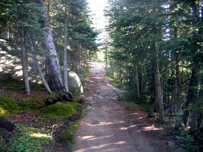 7. Laramie Peak