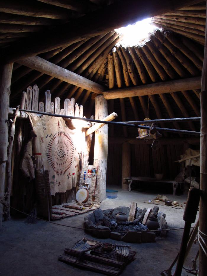 3. Knife River Indian Villages - Stanton