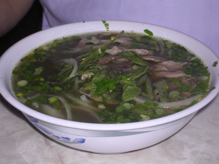 8. Grab a bowl of hot, steaming pho the morning after a night of drinking. So...worth...it! Hot spots: Tan My, Pho Saigon, Phonatic.