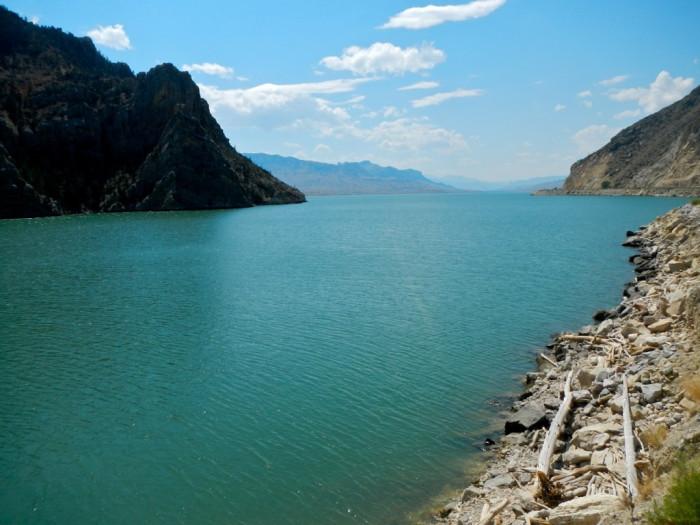 5. Buffalo Bill Reservoir