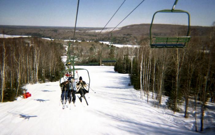 7. Frost Fire Ski & Snow Board Area - Walhalla