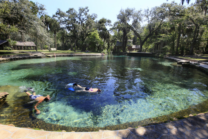 8) Juniper Springs - Silver Springs, Florida