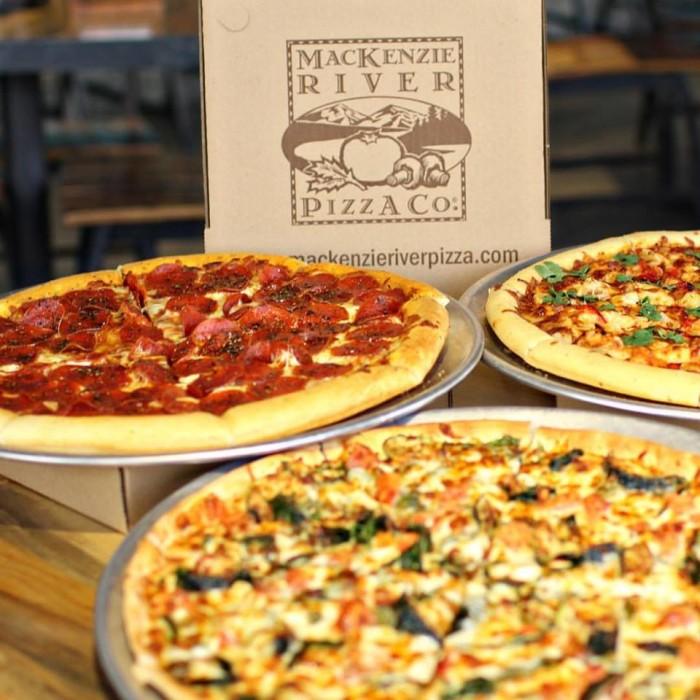 12. MacKenzie River Pizza Company
