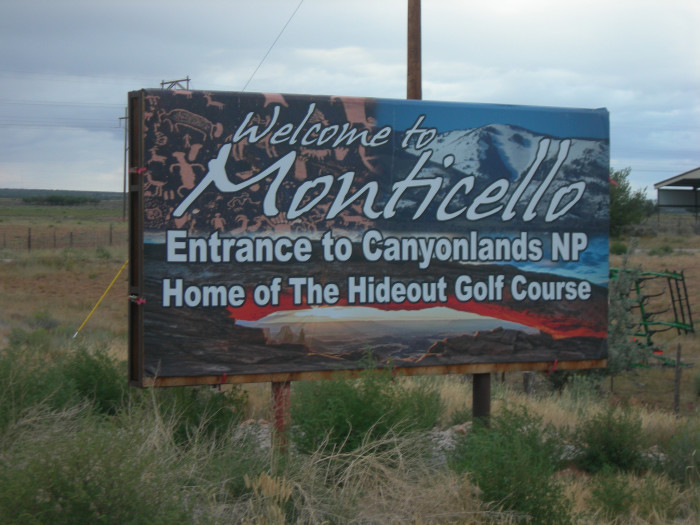 """12. When people refer to """"Monticello,"""" """"Naples,"""" or """"Plymouth,"""" you think of the Utah towns."""
