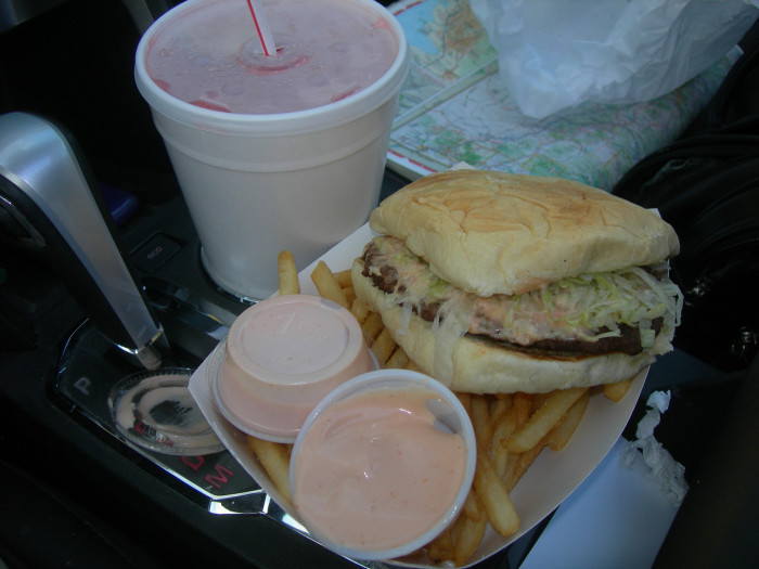 9. They wrinkle their noses over fry sauce.