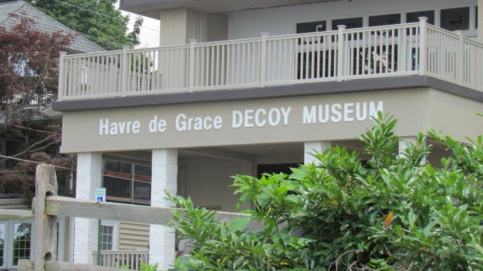 4. Havre de Grace Decoy Museum