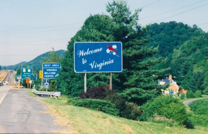 13. Virginia is home to the friendliest people around.
