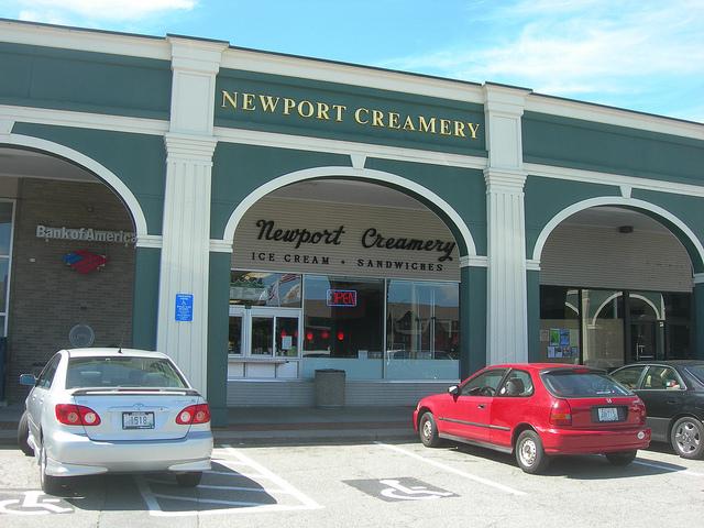 12. Newport Creamery