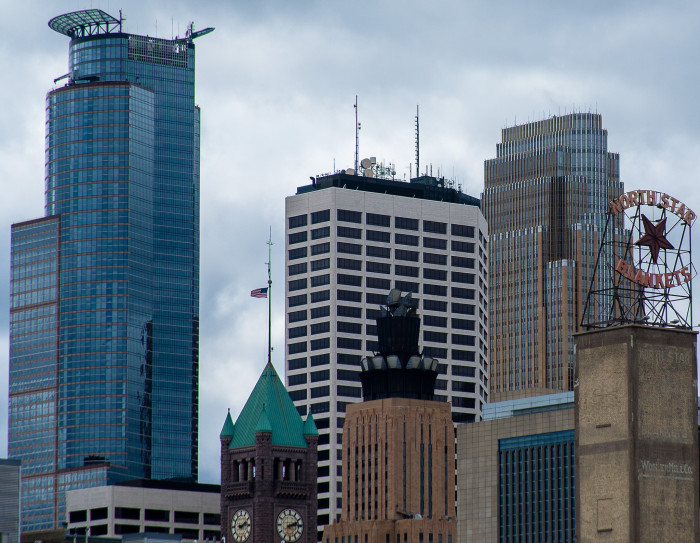 2. We were also ranked 4th best city for job seekers! Minneapolis is a great place to find a job, and surrounded by Fortune 500s.