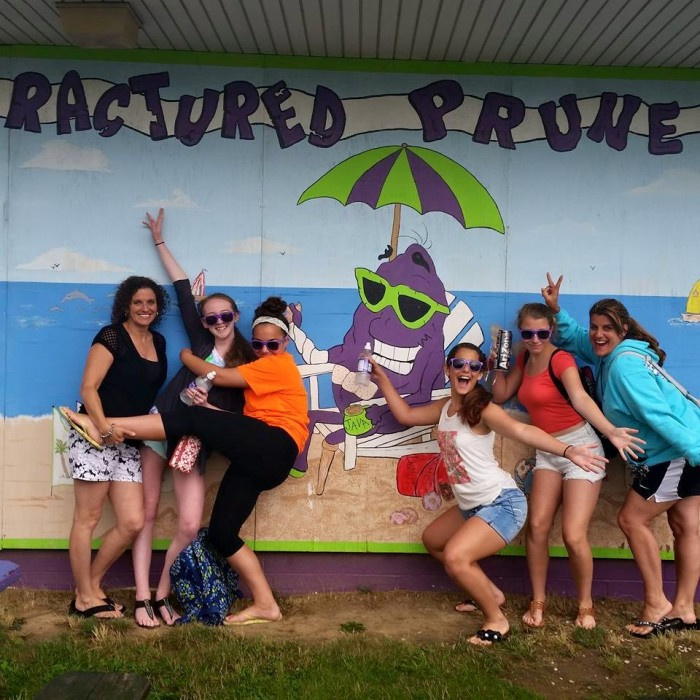 1. The Fractured Prune, Rehoboth and Millville