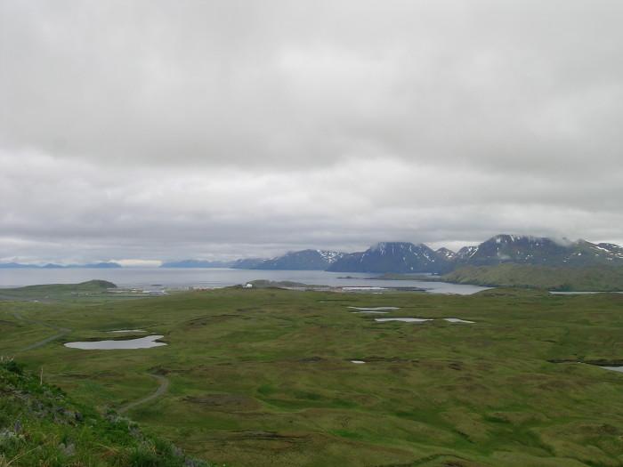 1. Adak (Aleutian Chain)
