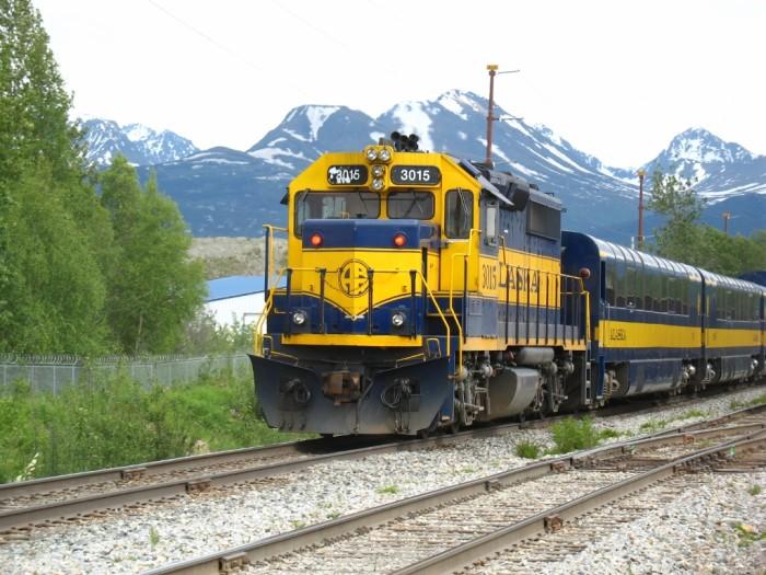 Rail Transportation.