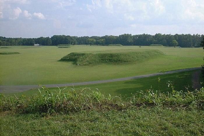 1. Moundville Archaeological Park - Moundville, Alabama