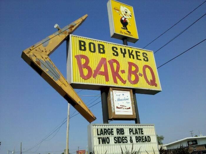 4. Bob Sykes Bar-B-Q, 1724 9th Ave N, Bessemer, AL 35020