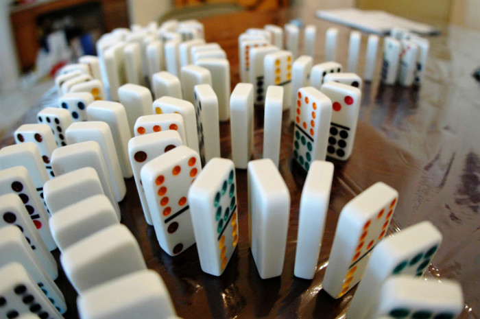 8. It's illegal to play dominoes in Alabama on Sundays.