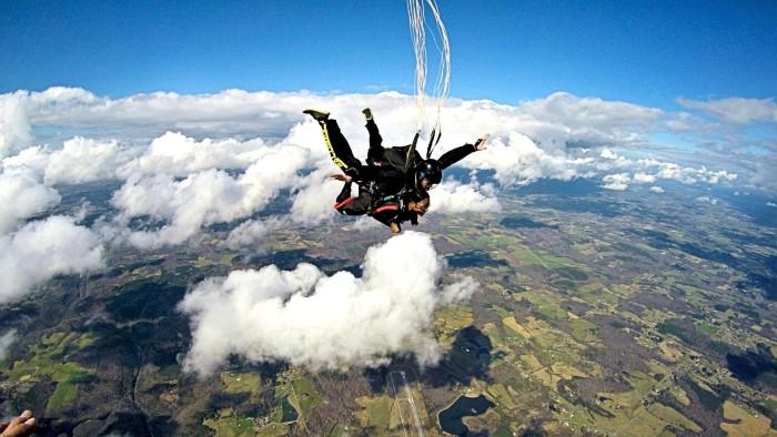 3. Skydive Alabama - Vinemont, AL