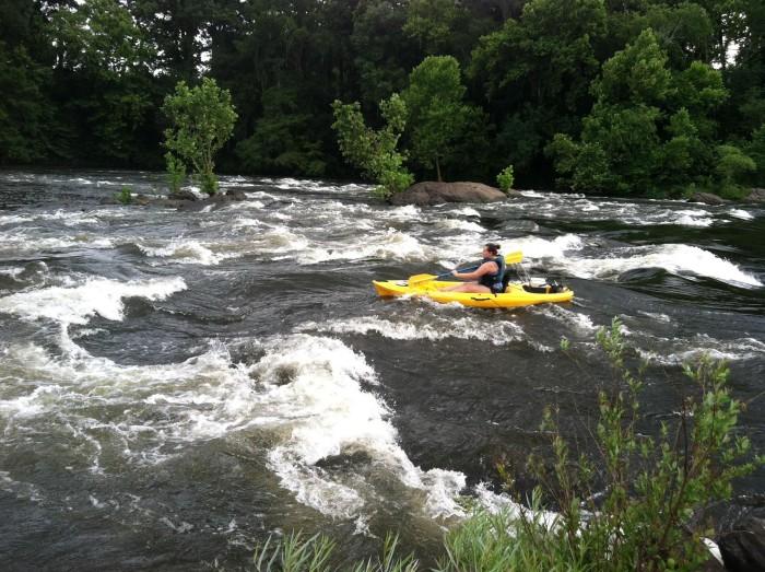 1. Coosa River Adventures - Wetumpka, AL