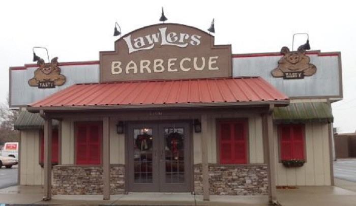 11. LawLers Barbecue - Athens, AL