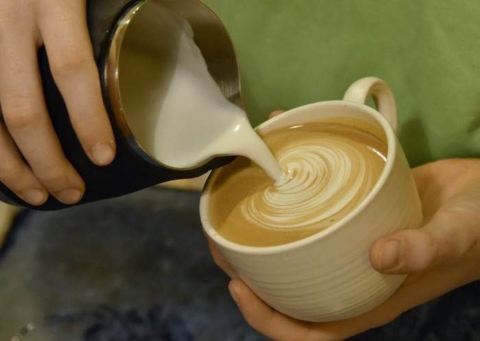 8. The Rocket City knows how to brew the perfect cup of joe and...