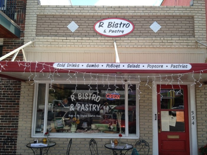 5. R Bistro & Pastry, 334 Fairhope Ave, Fairhope, AL 36532