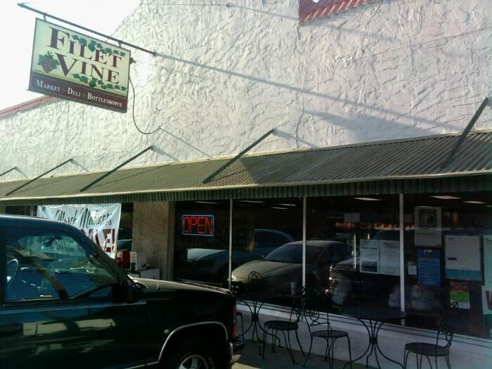 8. Filet & Vine, 431 Cloverdale Rd, Montgomery, AL 36106