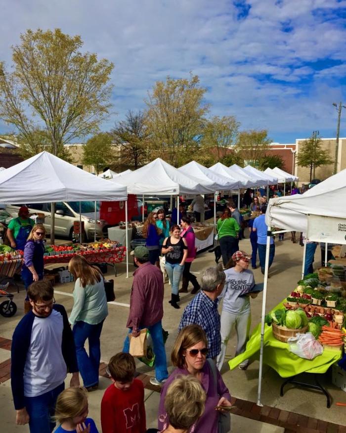 6. The Market at Pepper Place - Birmingham, AL