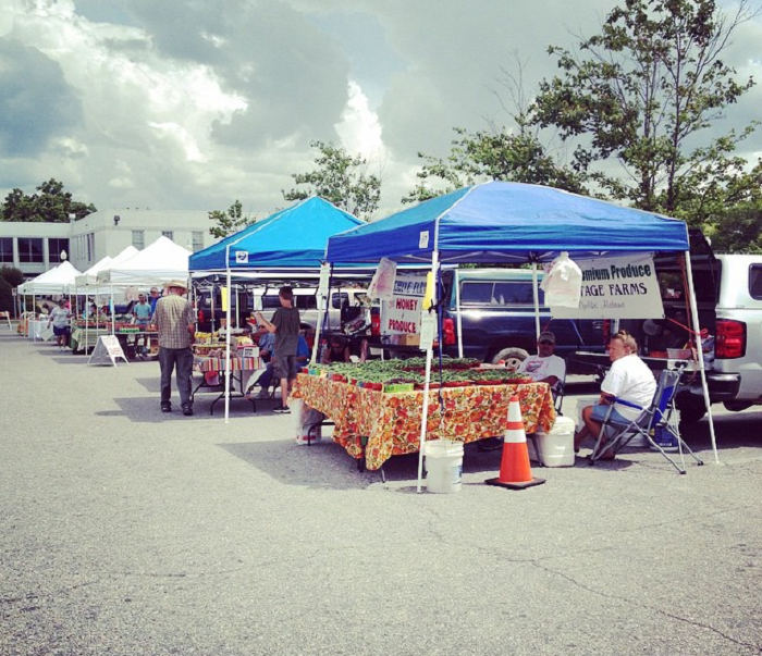 10. Opelika Main Street Farmers Market - Opelika, AL