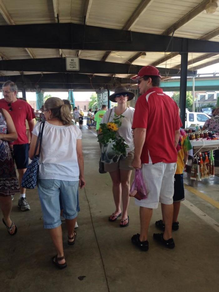 5. Morgan County-Decatur Farmers Market - Decatur, AL