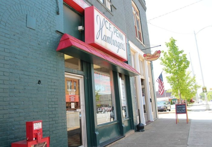 7. C.F. Penn Hamburgers, 121 Moulton St E, Decatur, AL 35601