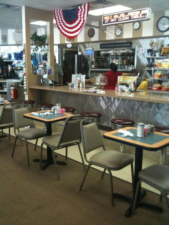 Breakfast: Cafe 431 - 3211 Martin Luther King Jr Pkwy S, Unit F, Phenix City, AL 36869