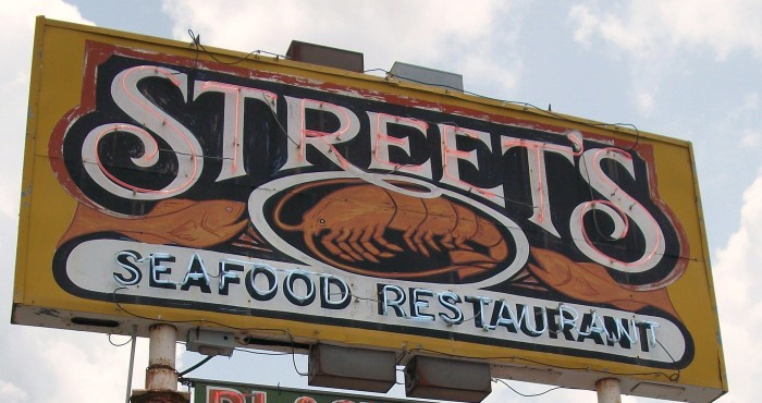 Dinner: Street's Seafood Restaurant - 251 S US Highway 31, Bay Minette, AL 36507