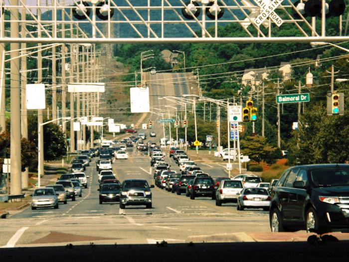 7. Huntsville