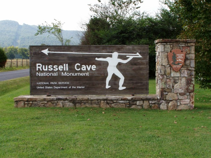 5. Russell Cave National Monument